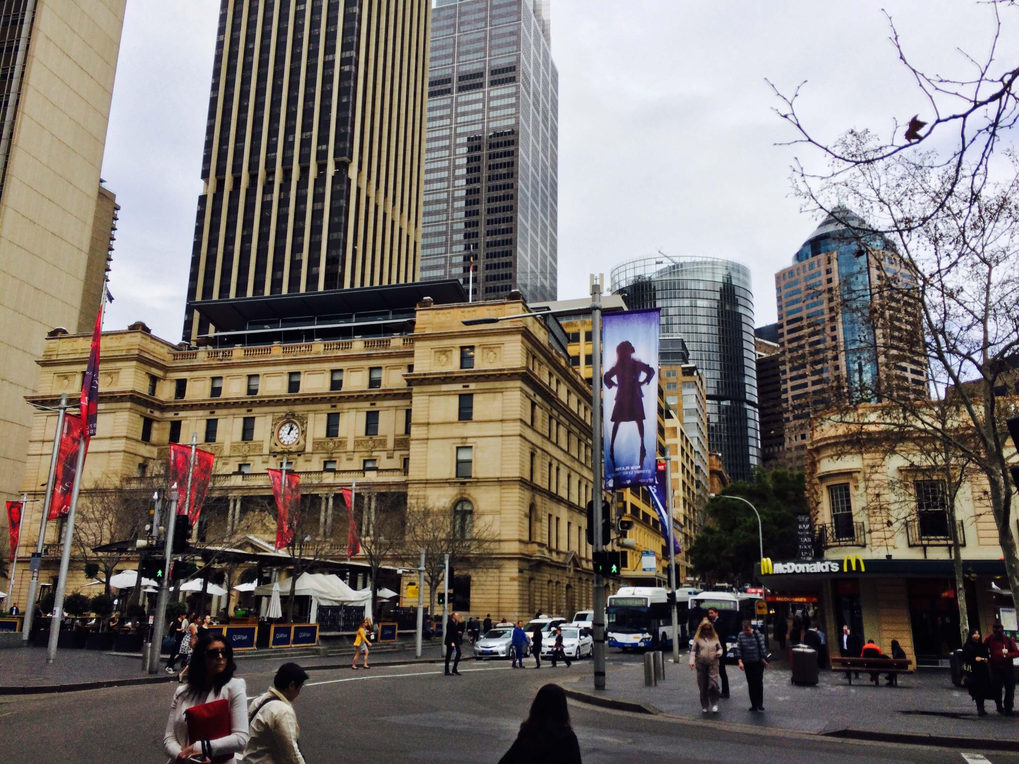 オーストラリア治安